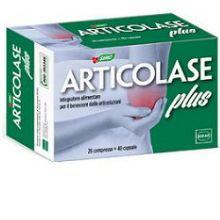 ARTICOLASE PLUS 40 CAPSULE + 20 COMPRESSE Ossa e articolazioni