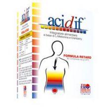 Acidif 90 Compresse Per le vie urinarie