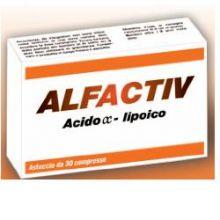 Alfactiv 30 Compresse Tonici e per la memoria