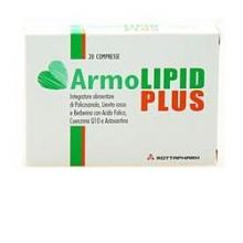 Armolipid Plus 20 Compresse Colesterolo e circolazione