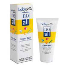 BABYGELLA NOALL CREMA BASE 50ML Protezione pelle del bambino