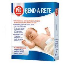 BENDA A RETE PIC CALIBRO 4 GAMBA/GINOCCHIO 3 METRI Garze e bende