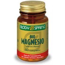 BODY SPRING BIO MAGNESIO 60 COMPRESSE Magnesio e zinco