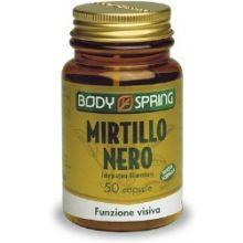 Body Spring Mirtillo Nero 50 Capsule Polivalenti e altri