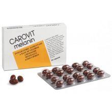 Carovit Melanin Senza Betacarotene 20 Capsule Integratori per la Pelle