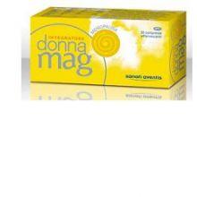 Donnamag Menopausa 30 Compresse Effervescenti Menopausa