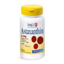 LONGLIFE ASTAXANTIN 4MG 30PRL Multivitaminici