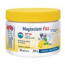 LONGLIFE MAGNESIUM FIZZ 270G Magnesio e zinco