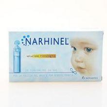 NARHINEL SOL FISIOL 20F 5ML Flaconcini, gocce, pomate e spray per il nasino