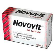 Novovit 60 Capsule Integratori per capelli e unghie
