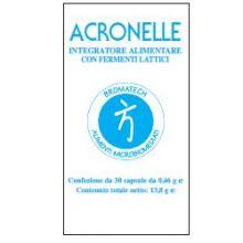 ACRONELLE 30 CAPSULE Digestivi e Depurativi