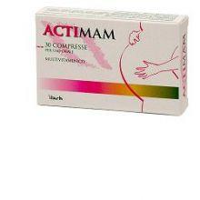 ACTIMAM MULTIVITAMINICO NEOMAM 30 COMPRESSE Integratori per gravidanza e allattamento