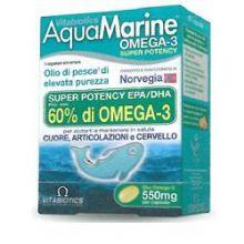 AQUAMARINE OMEGA 3  60 CAPSULE Omega 3, 6 e 9