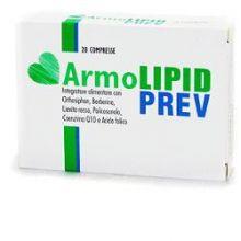 ARMOLIPID PREV 20 COMPRESSE Colesterolo e circolazione
