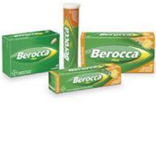 BEROCCA PLUS 15 COMPRESSE EFFERVESCENTI Multivitaminici