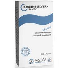 Basenpulver Pascoe 260g Polvere Integratori Sali Minerali