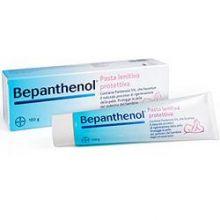 Bepanthenol Pasta Lenitiva Protettiva 100 g Accessori per il cambio