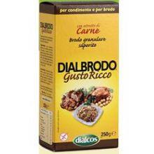 DIALBRODO GUSTO RICCO 250G Altri alimenti senza glutine