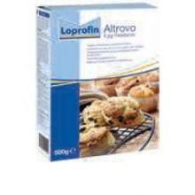 LOPROFIN ALTROVO 500G Altri alimenti aproteici e ipoproteici