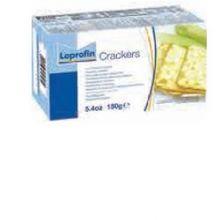 LOPROFIN CRACKER 150G NF Altri alimenti aproteici e ipoproteici