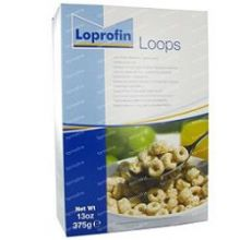 LOPROFIN LOOPS CRL 375G NF Altri alimenti aproteici e ipoproteici