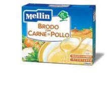 MELLIN BRODO CARNE POL 10BUST Brodo, passati di verdure e minestrine per bambini