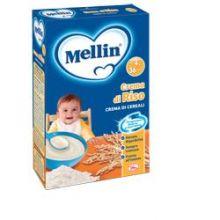 MELLIN CREMA RISO 250G NF Creme per bambini