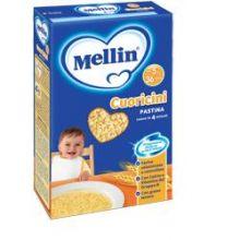 MELLIN CUORICINI 350G Pasta per bambini e semolini