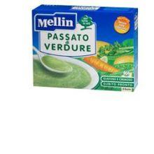 MELLIN PASSATO VERDURE 8BUST8G Brodo, passati di verdure e minestrine per bambini