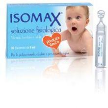 MISTER BABY ISOMAX SOL FISIOL Flaconcini, gocce, pomate e spray per il nasino