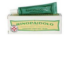 RINOPAIDOLO UNGUENTO NASALE 10G Altri prodotti per il naso