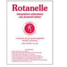 ROTANELLE 12CPS Fermenti lattici e digestione