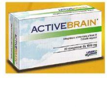 ACTIVEBRAIN 30 COMPRESSE DA 1G Tonici e per la memoria