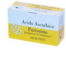 Acido Ascorbico Purissimo 100 Buste Vitamina C