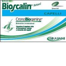 BIOSCALIN CRONO 30+30 COMPRESSE Integratori per capelli e unghie