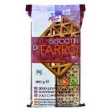 BISCOTTI DI FARRO SENZA LIEVITO BIO 350G Altri prodotti alimentari