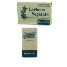 Carbone Vegetale 75 Compresse Digestione e Depurazione