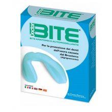 DOCTOR BITE BITE DENTALE AUTOMATICO AUTOMODELLANTE AZZURRO Bite per denti