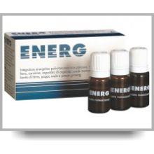 ENERG 10 FLACONCINI ORALI DA 10ML Barrette energetiche