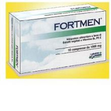 FORTMEN 10 COMPRESSE Integratori Per Gli Sportivi