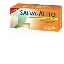 SALVA ALITO GIULIANI ARA 30CPR Spray per l'alito e chewing gum