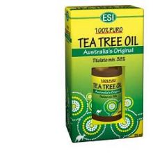 TEA TREE REMEDY OIL ESI 25ML Olio essenziale tea tree