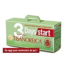 3 Days Start 2 Dec+1 Preparato Tisana Tisanoreica Alimenti sostitutivi
