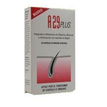 A29 Plus 30 Capsule Integratore Alimentare Integratori per capelli e unghie