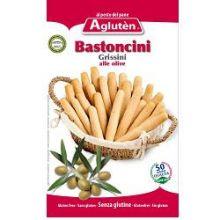 AGLUTEN BASTONCINI GRISSINI ALLE OLIVE 150G Altri alimenti senza glutine