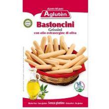 AGLUTEN BASTONCINI GRISSINI OLIO EXTRA VERGINE D'OLIVA 150G Altri alimenti senza glutine