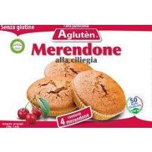 AGLUTEN MERENDONE ALLA CILIEGIA 210G Dolci senza glutine