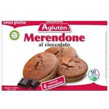 AGLUTEN MERENDONE CIOCCOLATO 210G Dolci senza glutine