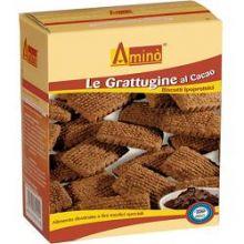AMINO LE GRATTUGINE CACAO 200G Altri alimenti aproteici e ipoproteici