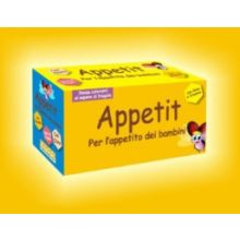 APPETIT BB 10 FLACONCINI 10ML Multivitaminici
